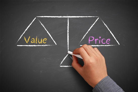 Balancing Value and Price